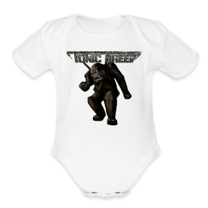 Tonic Breed Warrior - Unisex - Short Sleeve Baby Bodysuit