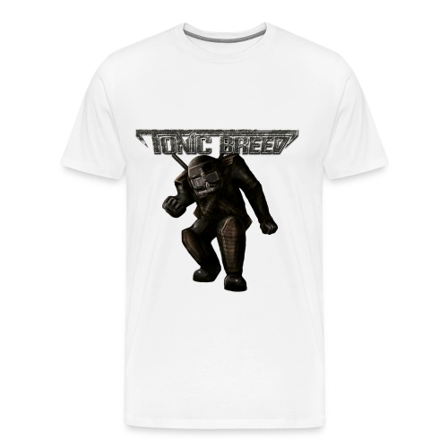 Tonic Breed Warrior - Unisex - Men's Premium T-Shirt