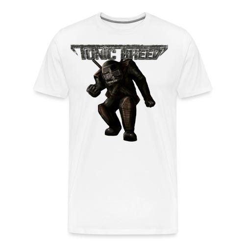 Tonic Breed Warrior - Unisex - Men's Premium T-Shirt
