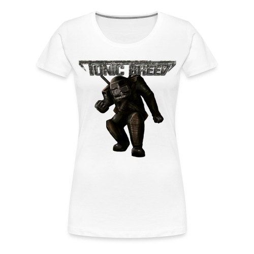 Tonic Breed Warrior - Unisex - Women's Premium T-Shirt