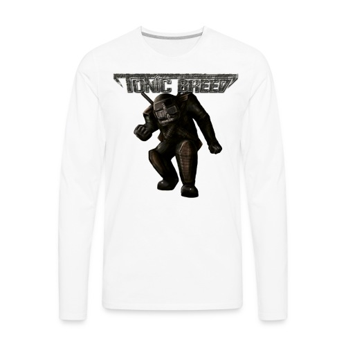 Tonic Breed Warrior - Unisex - Men's Premium Long Sleeve T-Shirt