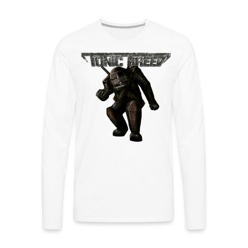 Tonic Breed Warrior - Unisex - Men's Premium Long Sleeve T-Shirt