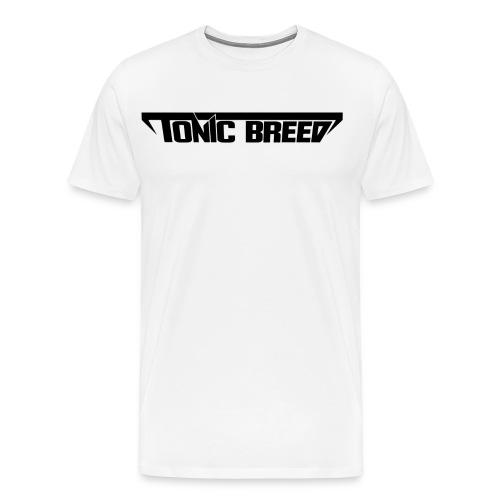 Tonic Breed logo - Unisex - Men's Premium T-Shirt