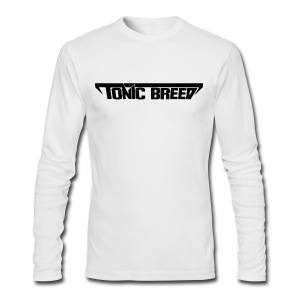 Tonic Breed Logo - Woman - Men's Long Sleeve T-Shirt by Next Level