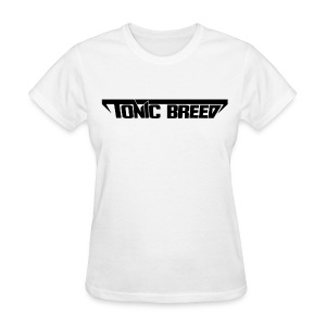Tonic Breed Logo - Woman - Women's T-Shirt