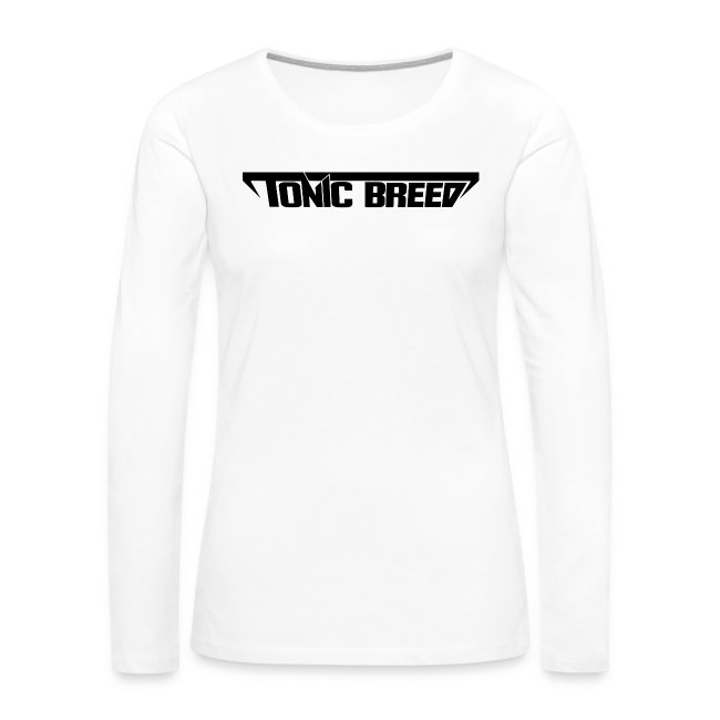 Tonic Breed Logo - Woman
