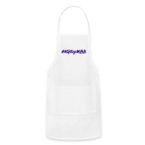 Camiseta Mujer #NoSoyMiAR - Adjustable Apron