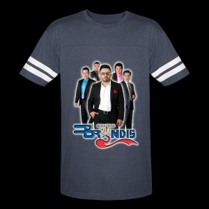 Grupo Bryndis - Enero 2016 - Hombres - Vintage Sport T-Shirt