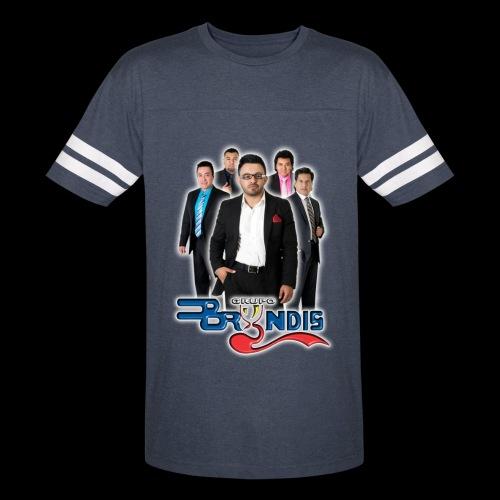 Grupo Bryndis - Enero 2016 - Hombres - Vintage Sport T-Shirt