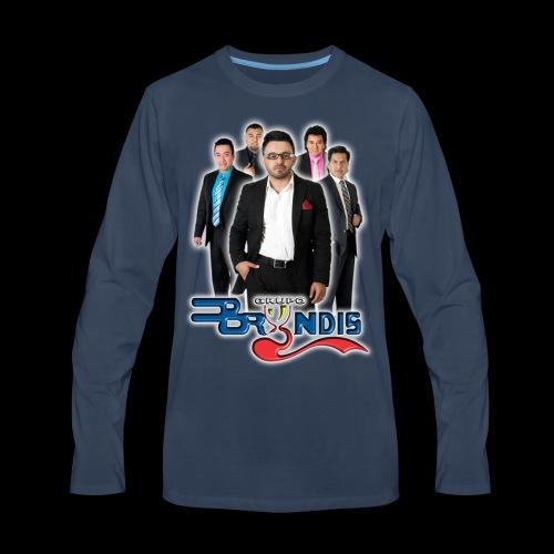 Grupo Bryndis - Enero 2016 - Hombres - Men's Premium Long Sleeve T-Shirt