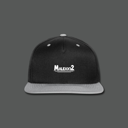 Womans Logo TShirt - Snap-back Baseball Cap