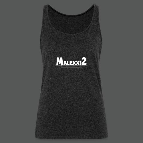 Tie Dye Mens logo T-Shirt - Women's Premium Tank Top