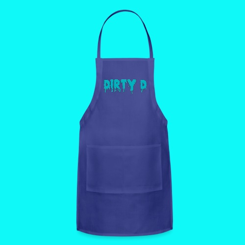 The Dirty D Tee - Adjustable Apron
