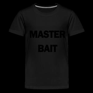 0026 - Master Bait - Kids' Premium T-Shirt
