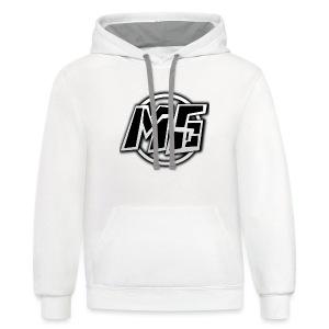 M6's Baseball T-Shirt - Contrast Hoodie
