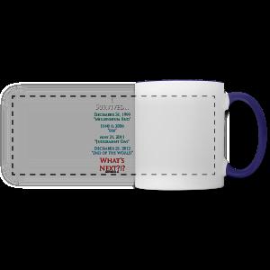 I Survived... What Next?!? - Panoramic Mug