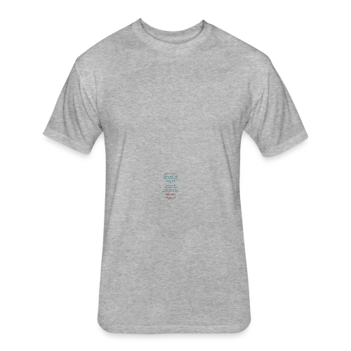 I Survived... What Next?!? - Fitted Cotton/Poly T-Shirt by Next Level