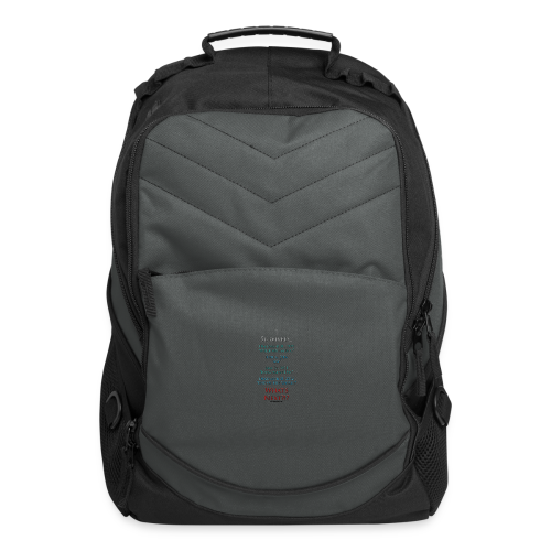 I Survived... What Next?!? - Computer Backpack