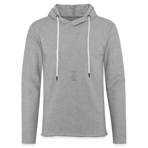 I Survived... What Next?!? - Unisex Lightweight Terry Hoodie