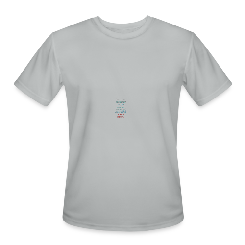 I Survived... What Next?!? - Men's Moisture Wicking Performance T-Shirt