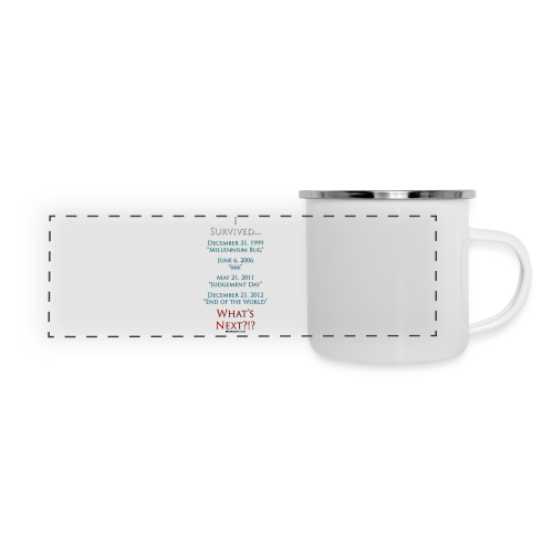 I Survived... What Next?!? - Panoramic Camper Mug