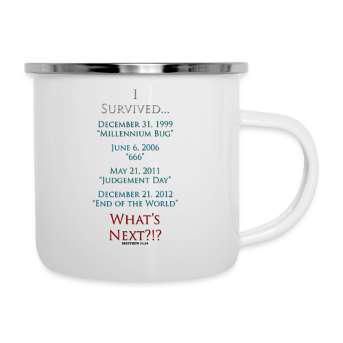 I Survived... What Next?!? - Camper Mug