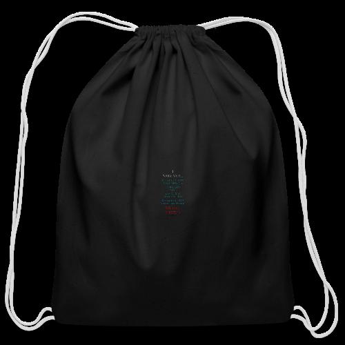 I Survived... What Next?!? - Cotton Drawstring Bag