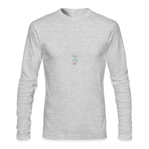 I Survived... What Next?!? - Men's Long Sleeve T-Shirt by Next Level