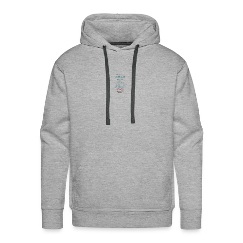 I Survived... What Next?!? - Men's Premium Hoodie