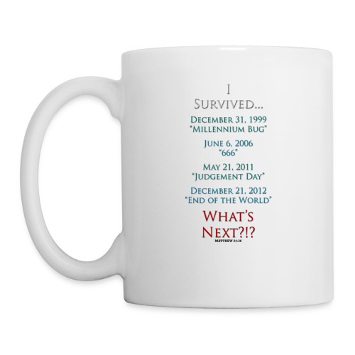 I Survived... What Next?!? - Coffee/Tea Mug