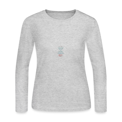 I Survived... What Next?!? - Women's Long Sleeve Jersey T-Shirt