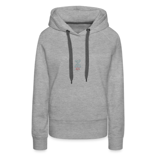 I Survived... What Next?!? - Women's Premium Hoodie