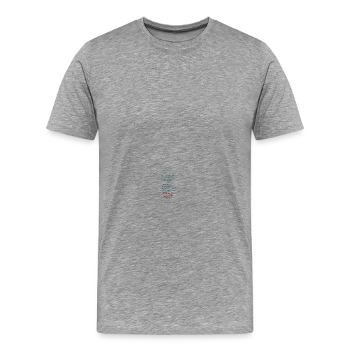 I Survived... What Next?!? - Men's Premium T-Shirt