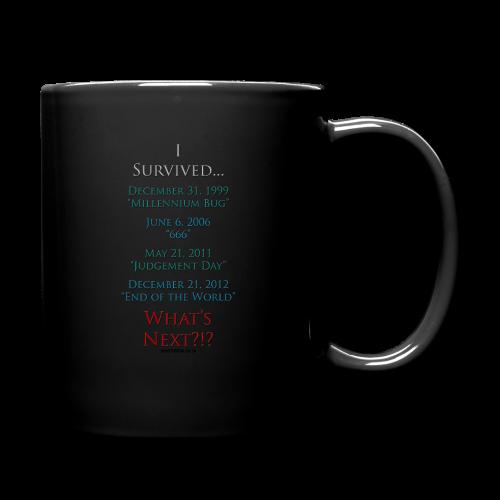 I Survived... What Next?!? - Full Color Mug