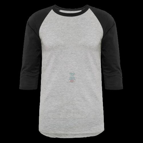 I Survived... What Next?!? - Baseball T-Shirt