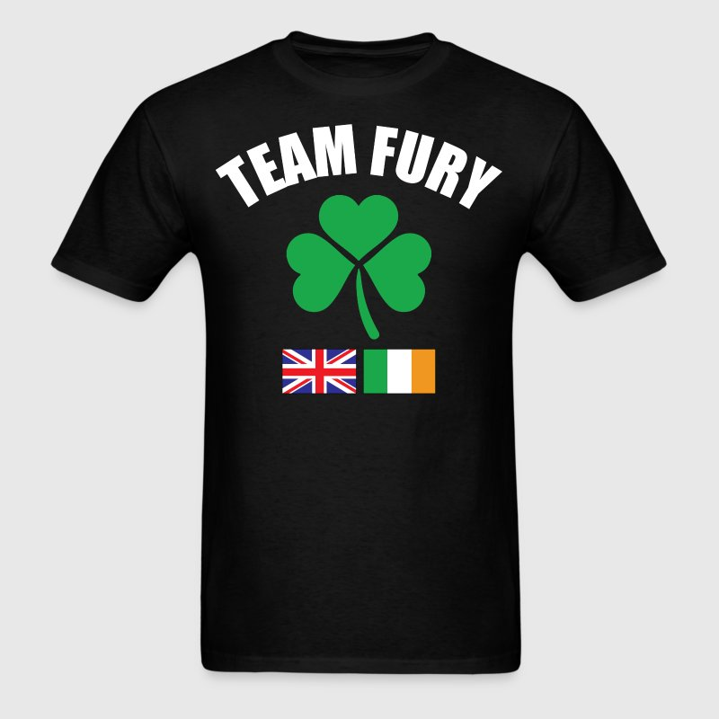 Team Fury T-Shirts - Men's T-Shirt