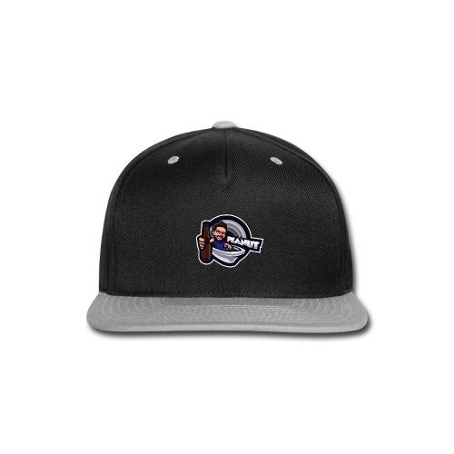 Alcohol Tub /Text Hoodie Black (Mens) - Snap-back Baseball Cap