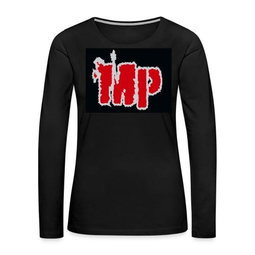 Moshed Potatoes Ladies t-shirt - Women's Premium Long Sleeve T-Shirt