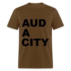 Audacity - Men's T-Shirt