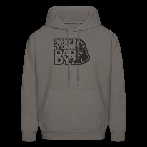 WsYD Asphalt - Men's Hoodie