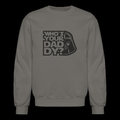 WsYD Asphalt - Crewneck Sweatshirt