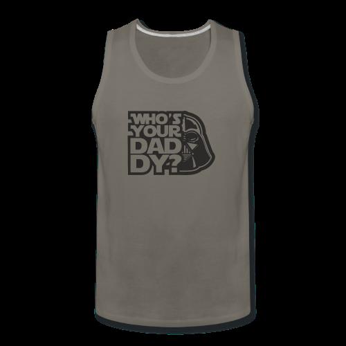 WsYD Asphalt - Men's Premium Tank