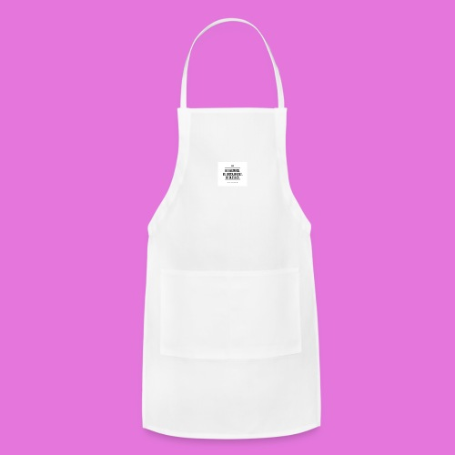 Be Inspired. iPhone 6Plus Case - Adjustable Apron