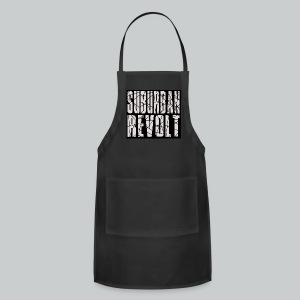 Suburban Revolt woman's t-shirt - Adjustable Apron