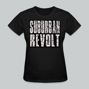 Suburban Revolt woman's t-shirt - Women's T-Shirt