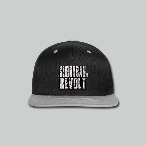 Suburban Revolt woman's t-shirt - Snap-back Baseball Cap