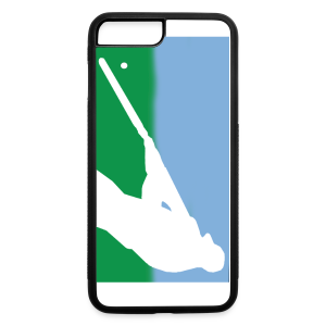 iPhone 6 BackYard Baseball League Logo Case - iPhone 7 Plus/8 Plus Rubber Case
