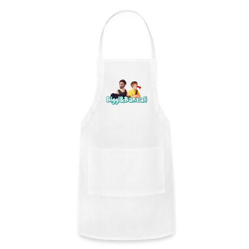 B&B Logo T-Shirt - Adjustable Apron