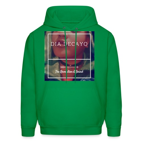 Dia Decayo The Revolution And Sound T-Shirt - Men's Hoodie