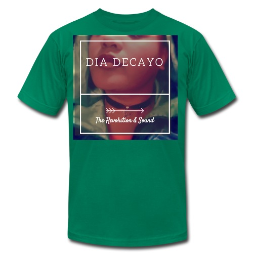 Dia Decayo The Revolution And Sound T-Shirt - Men's  Jersey T-Shirt